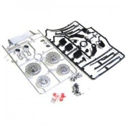 Xtra Speed RC Touring Car body Accessory Set