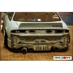 Bumper-less kit for S14