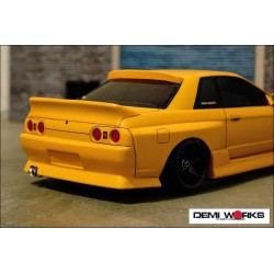 Nissan R32- VNS Roof-Trunk Wing Set