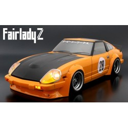 NISSAN FAIRLADY 130Z w/Works Over Fender kit