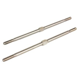 3 x 90mm Stainless Steel Turnbuckles - 2pcs